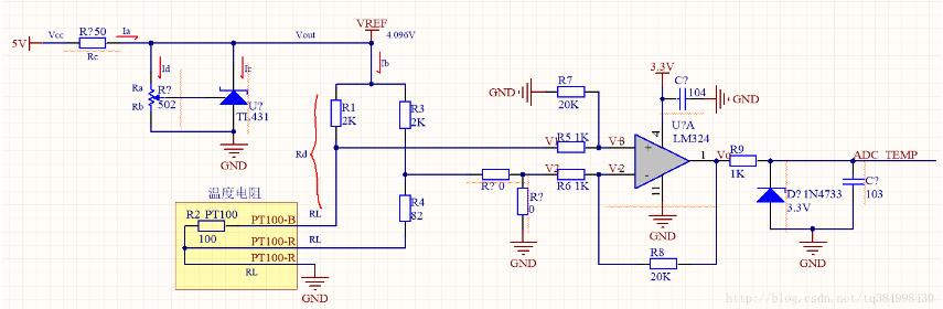 TL431芯片的基本使用 tl432与tl431...