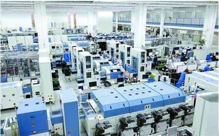 """通信设备,助力制造业打造""""数字工厂"""""""