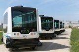 无人驾驶汽车企业在中国寻找商业伙伴