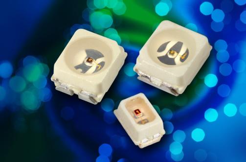 Vishay推出基于PLCC-2和超小尺寸MiniLED封装的新款汽车级电源指示LED
