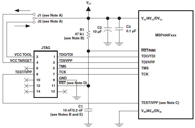 MSP430硬件工具详细介绍和使用的详细资料概述