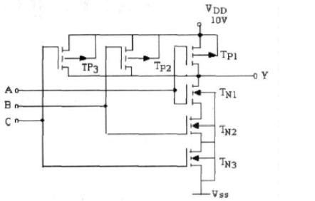 TTL与非门多余的输入端处理方法及其比较