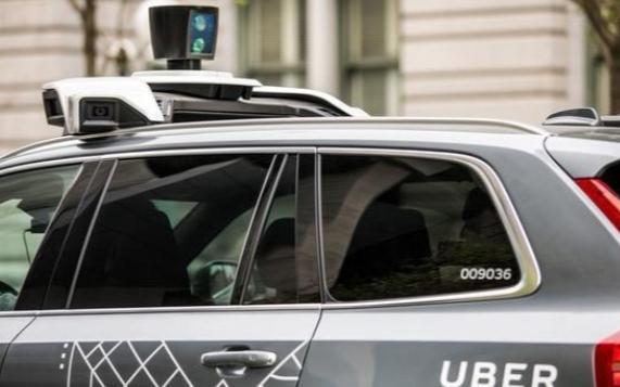 Uber恢复自动驾驶测试,受限测试只能启用人工模...