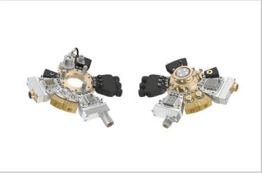 史陶比尔推出两款连接器新品,都是应用于机器人
