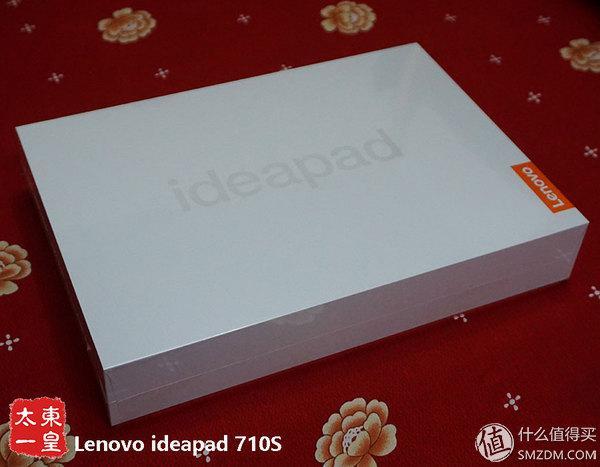 联想ideapad 710s拆解,金属外壳一体成型,颜值非常高