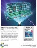 利用动态变化的数字光掩膜,实现了多维水凝胶结构的...