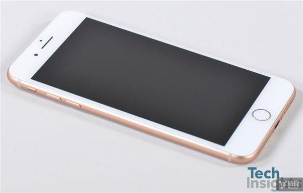 苹果iPhone8 Plus专业拆解,值得关注的亮点可不少