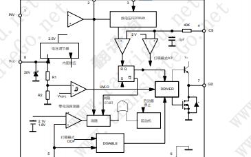L6565准谐振式开关电源控制器详细中文资料免费下载
