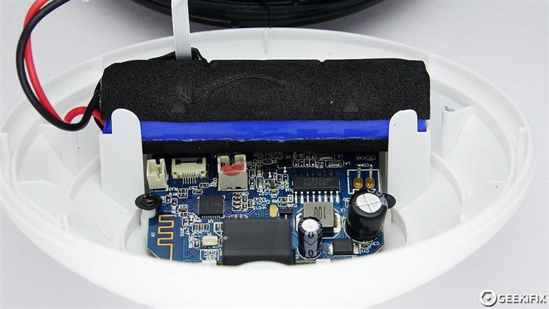小音箱,大音量,好音色!魅族蓝牙小音箱拆解