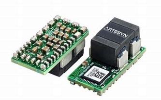 两款符合PMBus标准的全数字DC/DC控制器