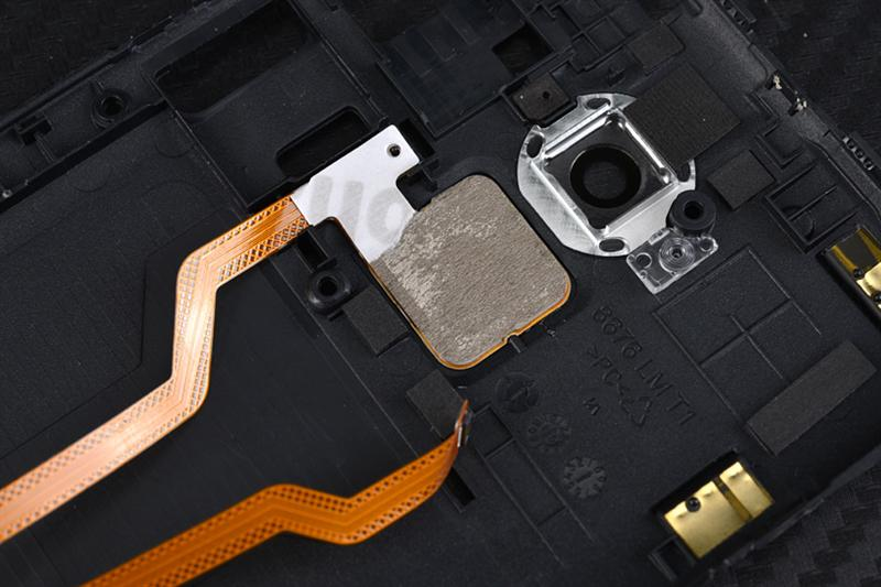 千元以下的指纹识别手机内部如何?大神Note3拆解