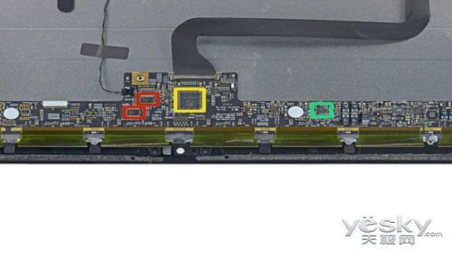 一个5K显示屏的内部是什么样子的?5K显示器iMac拆解