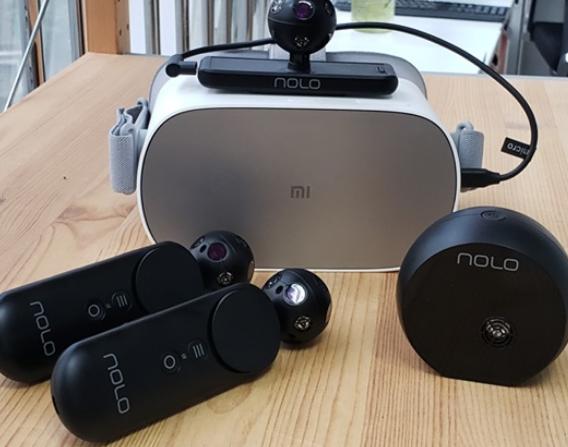 实测:小米VR搭配NOLO,VR一体机也能畅玩《Beat Saber》(附详尽教程)
