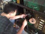 拉直机经常过载缺相导致电机烧坏,加装飞纳得产电机保护器得到改善
