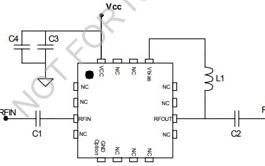 SGB-2233高性能的SiGe HBT MMIC放大器详细资料免费下载