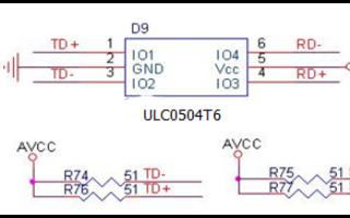 Leiditech TVS ARRAY 的ESD防護設計方法要點的詳細資料概述