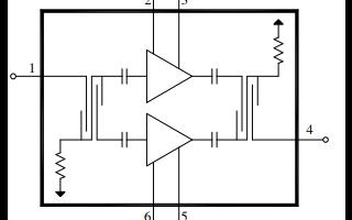 TGA2613低噪声放大器的数据手册详细资料免费下载