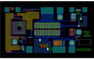 TGA4935低噪音放大器的详细资料概述
