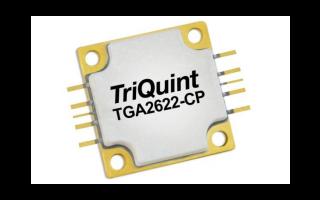 TGA2622-CP功率放大器的详细资料数据手册