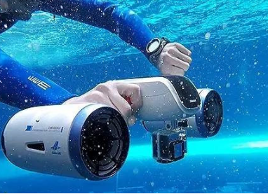 人工智能助力水下机器人适应各种极端环境