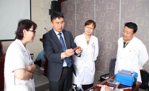 阿克苏引进3D打印模拟技术 探索新世纪医疗技术的...