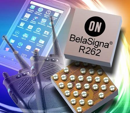 新的系统级芯片BelaSigna R262,用于...