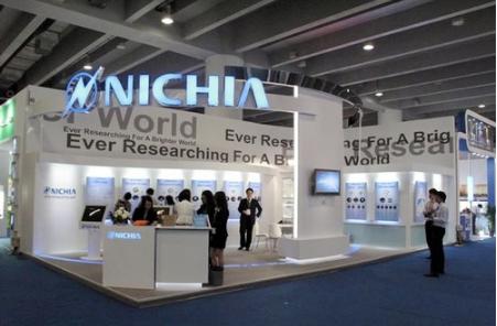 日亚化为扩增LED产能 投资9亿建新厂