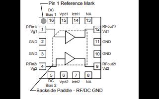 TQP3M9041双低噪声放大器的详细资料免费下载