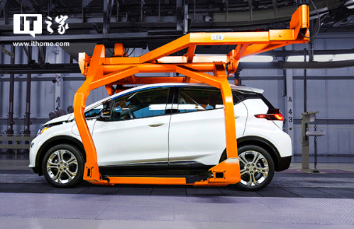 通用斥资1亿多美元升级工厂,用于生产自动驾驶汽车