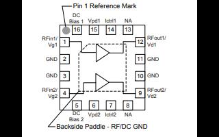 TQL9066双低噪声放大器的详细资料免费下载