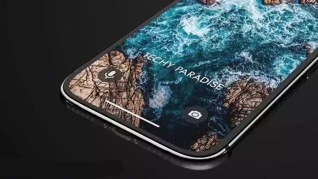 iPhone 9采用A12处理器,支持屏下指纹,芯片有感应并启动防摔功能