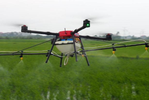 植保无人机尚存不足,精准农业市场征途艰难