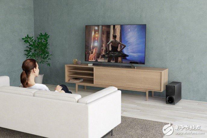 索尼回音壁HT-X9000F怎么样?与Bravia联袂设计惊艳简约时尚