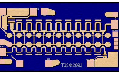 TGA4830中等功率宽带低噪声放大器