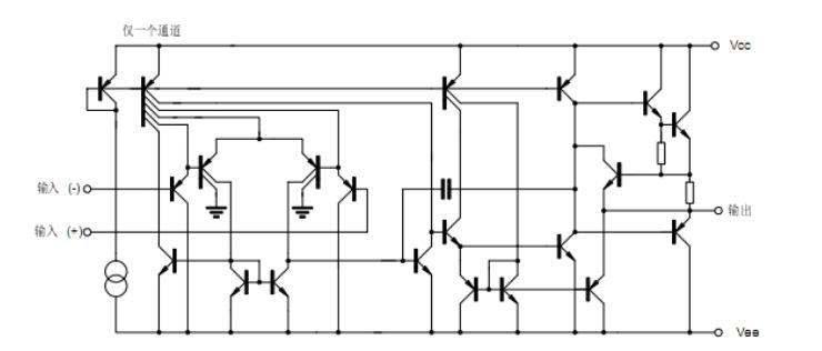 基于lm324n的低音炮电路图分析