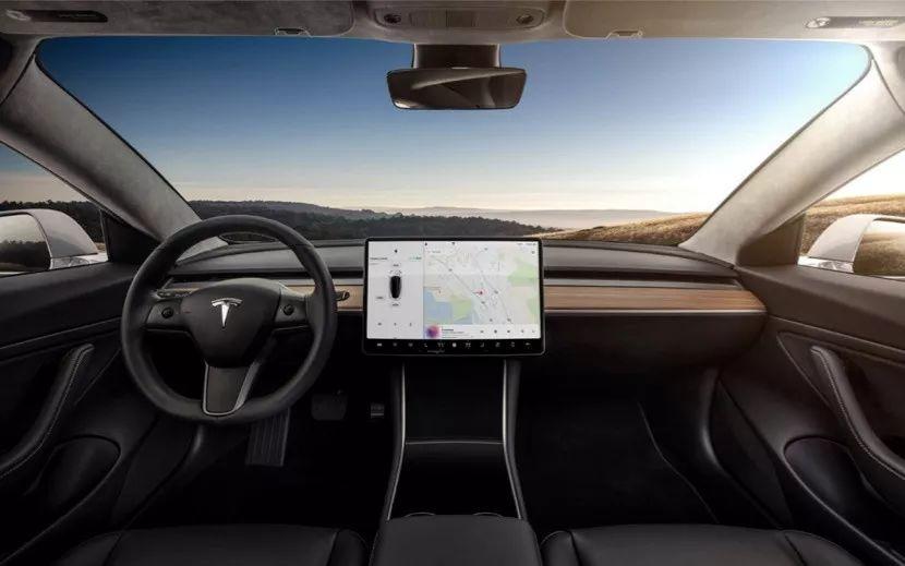 特斯拉电动车:未来我们都是Model 3