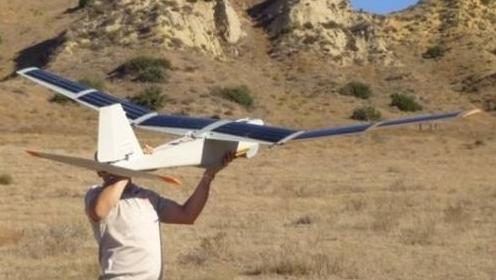 DARPA旨在研发激光束驱动太阳能无人机,可利用激光束远程补充能量