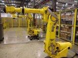 如何更换FANUC机器人本体电缆