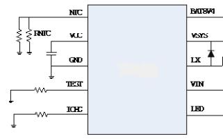 双节串联锂电池和锂离子升压充电IC JH5300的详细中文资料免费下载