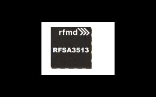 RFSA3513数字步进衰减器的详细资料和数据免费下载