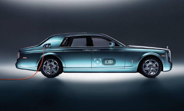 """劳斯莱斯也将进行""""电动化"""",传统内燃机车型将逐渐禁止销售"""
