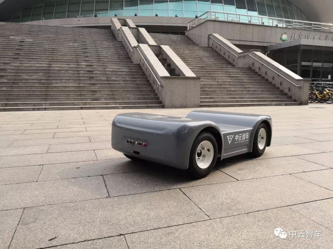 无人车其关键参数与技术特点如下: 无人车 第1张