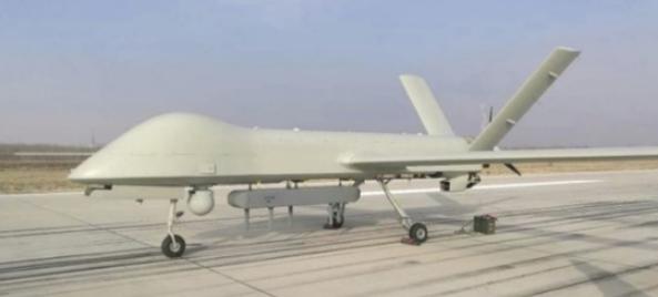 新型中空长航时无人机彩虹4C:已进行多项改进,能保证在极端或恶劣环境中的作战能力
