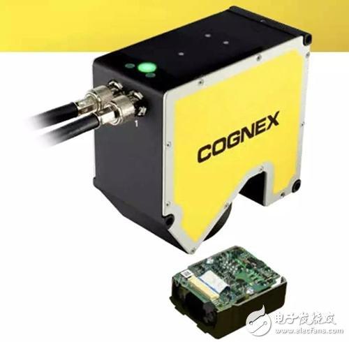 康耐视推出唯一能在全画幅内提供20KHz扫描速率和2K分辨率图像的3D激光位移传感器