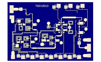TGP2615 6位数字移相器的详细数据手册免费下载