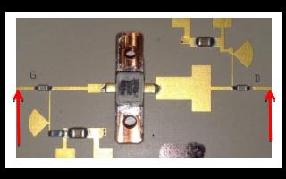 T2G6003028-FS模型分析用于功率放大器的详细资料免费下载