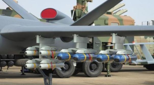 美国解除无人机出口禁令,与中国抢占市场