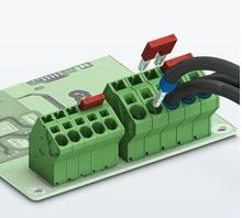 新型SPTA系列斜面固定式连接器,适用于大功率电...