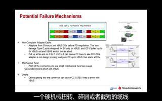 TI关于USB 3.2 Type-C解决方案的介绍(3)