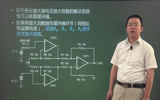 仪表放大器的特点及应用介绍